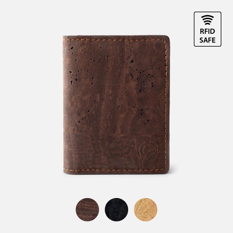 Corkor Vegan Cork Minimalist Wallet