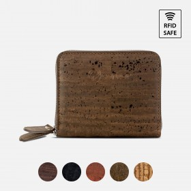 Corkor Vegan Cork Women's Wallet Square