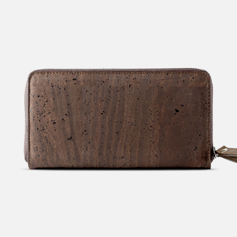 Corkor Vegan Cork Women's Long Wallet