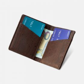 Corkor Vegan Cork Slim Wallet