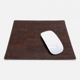 Corkor Vegan Cork Leather Mouse Pad