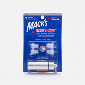 Mack's Hear Plugs High Fidelity Earplugs
