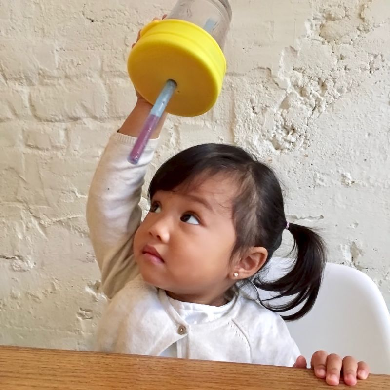 SipSnap Spillproof Reusable Straws